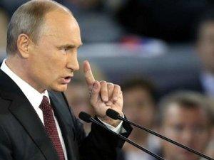 Putin'den sert ABD açıklaması