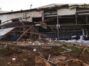 Antalya'da patlama: 2 işçi öldü