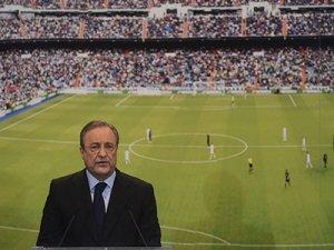 Real Madrid'in yeni stad ismi belli oldu