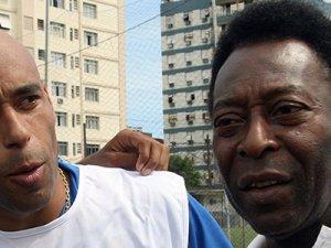 Pele'nin oğlu tutuklandı