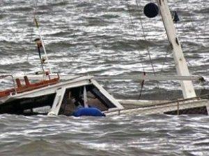 İzmir'de tekne faciası: 1 ölü!