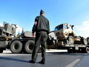 ABD'den Gaziantep'e yeni silahlar