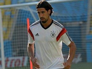 Sami Khedira, Almanya yolcusu