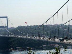 FSM'de intihar! Köprü trafiği felç!