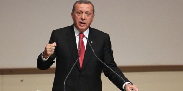 Cumhurbaşkanı Erdoğan, Afrika Zirvesi'nde paralel yapıya yüklendi