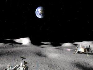İsteyen anılarını Ay'a gömebilecek