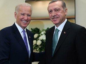 Joe Biden, Erdoğan ile İstanbul'da görüşecek
