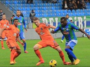 Çaykur Rizespor - Başakşehir: 0-2