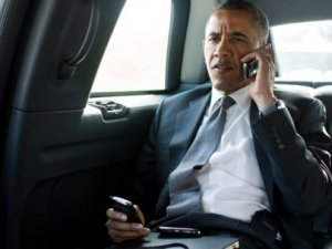 Barack Obama'nın tercihi hala BlackBerry