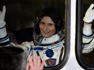 İtalya'nın ilk kadın astronutu