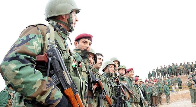 Erbil: Türkiye bize silah yardımı da yaptı