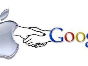 Apple, Google ile yollarını ayırıyor