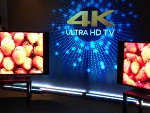 Türkiye'de 4K Ultra HD TV test yayınına başlandı