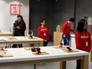 OnePlus ilk mağazasını açıyor
