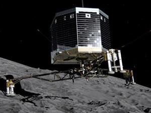 Philae uzay madenciliğinin kapısını araladı