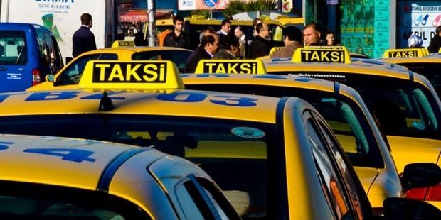 Taksilere yeni kurallar geliyor