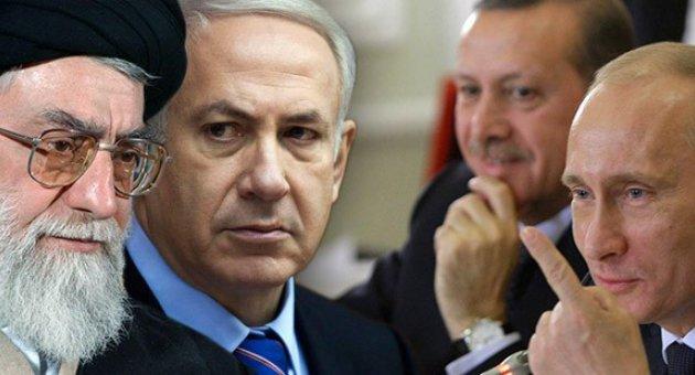 Ülke liderleri aynı masada buluşursa...
