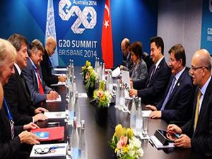 Dev G-20 zirvesi için 'özel güç' oluşturuldu