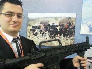 İlk Türk üretimi piyade tüfeği fuarda