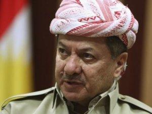Barzani'dan Peşmerge'ye sürpriz ziyaret