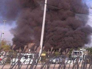 İstanbul'da yangın! Bir çok işyeri yanıyor!