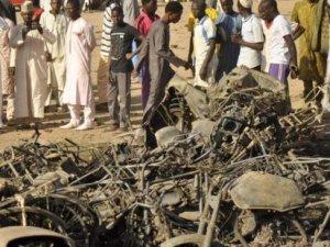Camiye bombalı saldırı: 120 ölü