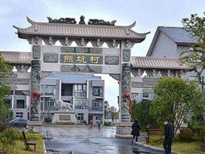 Çinli milyoner, köyde yaşayanlara lüks evler yaptı