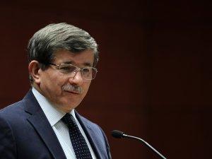 Ahmet Davutoğlu, muhalefete yüklendi