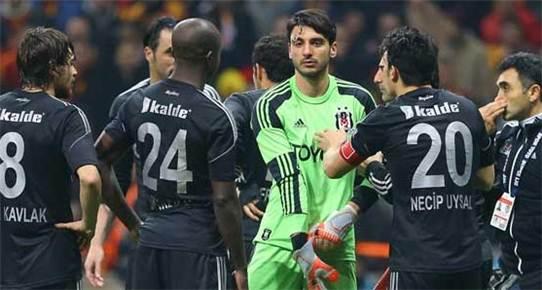 Beşiktaş'ta kaleci şoku