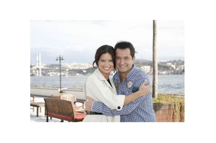 Acun, Adriana Lima'yla aşk mı yaşıyor?
