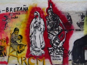Bir devrim sanatı: Graffiti