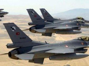 Savaşan şahin F-16'larda çatlak!