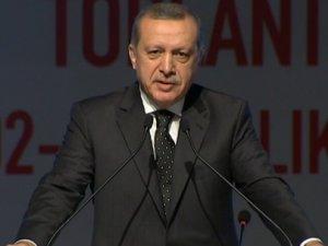 Erdoğan Milli Eğitim Şurası'nda konuştu