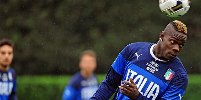 Balotelli'ye ırkçılık soruşturması