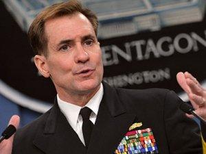 Pentagon: İran'ın IŞiD'i vurduğunu biliyoruz