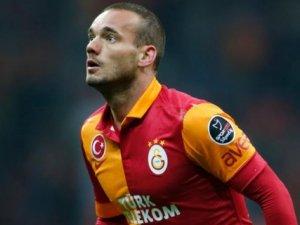 Sneijder'in villasına polis baskını