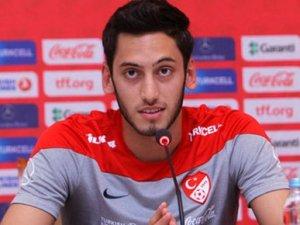 Trabzonspor'dan Hakan Çalhanoğlu'na dava