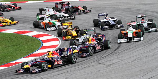Formula 1'de yeni kurallar