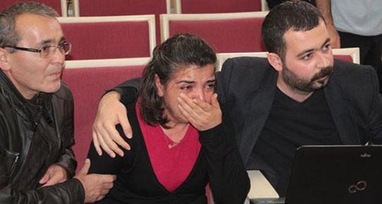 Berkin'in vurulma anını izledi, gözyaşlarını tutamadı