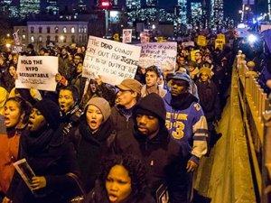 ABD'de ikinci Ferguson vakası: Nefes alamıyorum