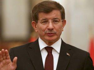 Davutoğlu için 33 saat gösteri yasağı