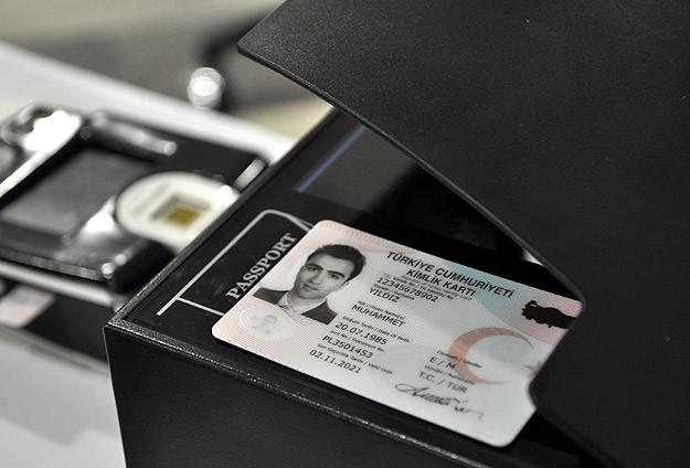 Yeni kimliklerin dağıtımına Kırıkkale'de başlanacak
