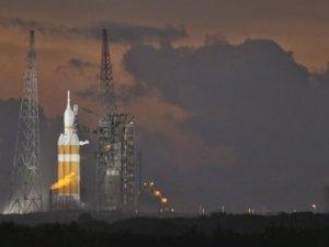 NASA'nın Orion'u testi ertelendi