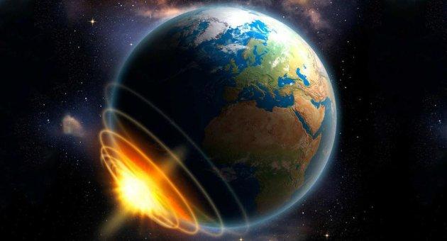 İngiliz bilim insanlarından 'göktaşı' uyarısı: Dünya yok olabilir