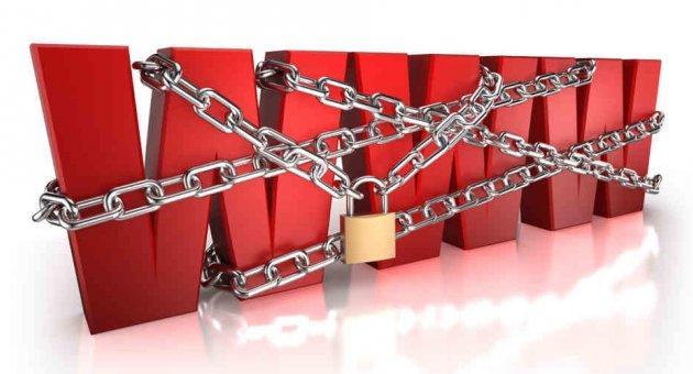 Türkiye'de internet 'kısmet' özgür