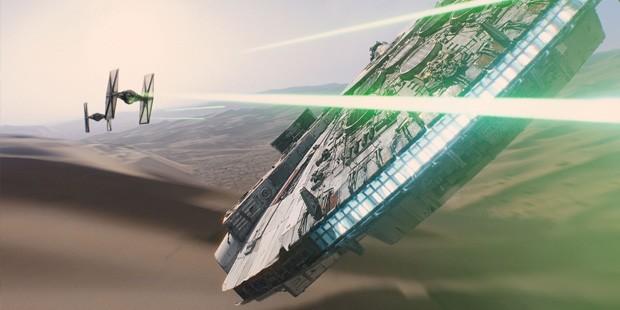 Star Wars'un senaryosu çalındı mı?
