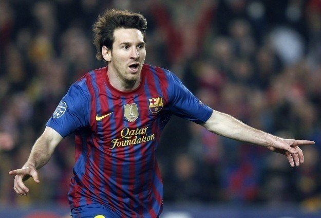 Messi, 400. gol barajını geçti