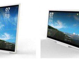 Toshiba'dan 24 inçlik devasa tablet