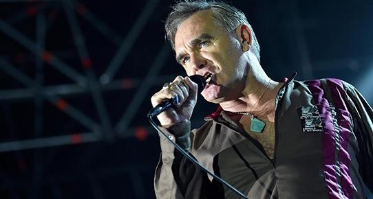 Morrisey'in konser vereceği tarih belli oldu