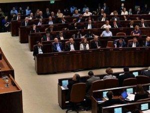 İsrail parlamentosu feshedildi!